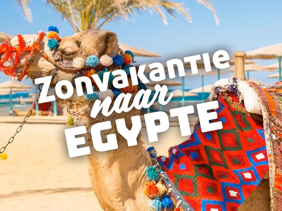 Goedkope tickets naar Egypte