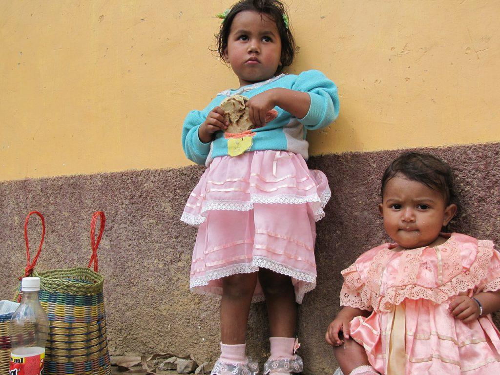 Reistips vakantie Honduras Meisjes